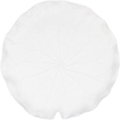 MADHOUSE Lotus Melamine Dessert Plate