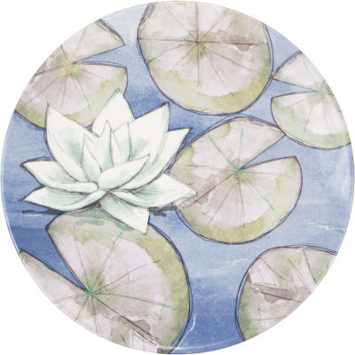 MADHOUSE Lotus Melamine Plate
