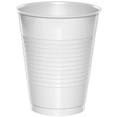 Touch of Color 16 oz Plastic Cups