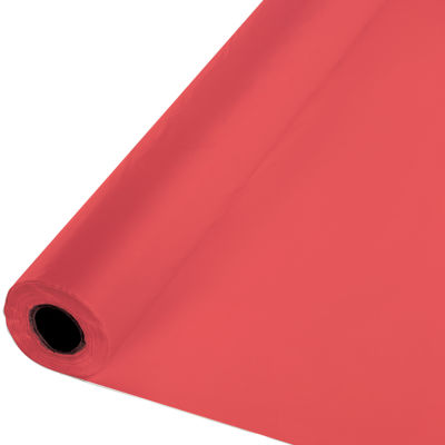 Touch of Color Plastic Banquet Roll