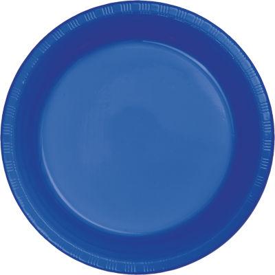 Touch of Color Plastic Dessert Plates