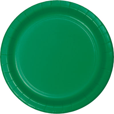 Touch of Color Paper Banquet Plates