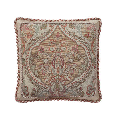 Croscill Classics Birmingham Square Throw Pillow