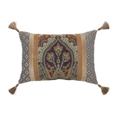 Croscill Classics Callisto Rectangular Throw Pillow