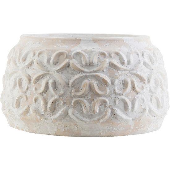 Decor 140 Hati Textured Ceramic Vase