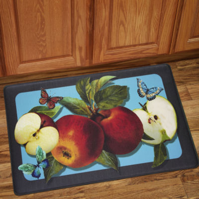 Sweet Home Collection Rectangular Kitchen Mat