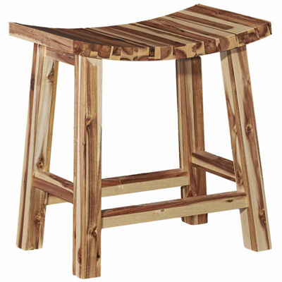 Dale Saddle Counter Stool