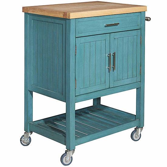 Conrad Kitchen Cart