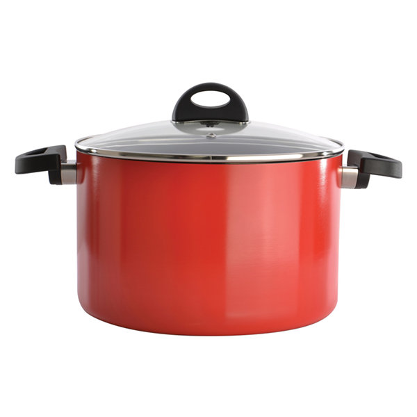 "BergHOFF Eclipse Covered Stockpot 10"" 7-qt.   """