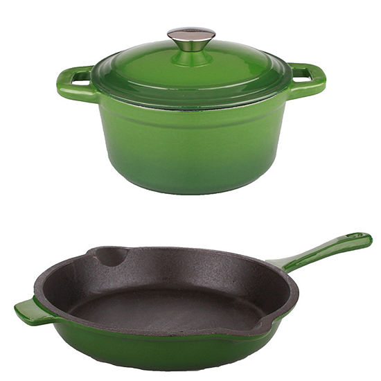 BergHOFF Neo Cast Iron Set 3pc