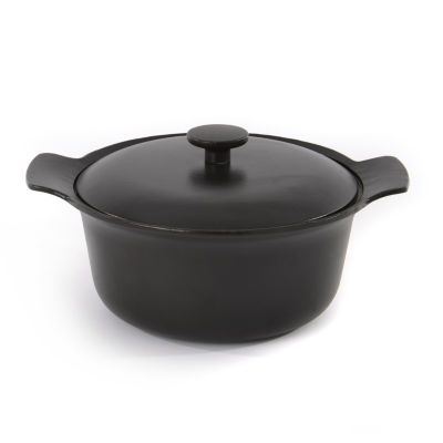 "BergHOFF RON Covered Stockpot Cast Iron 10"" 4.4-qt."""