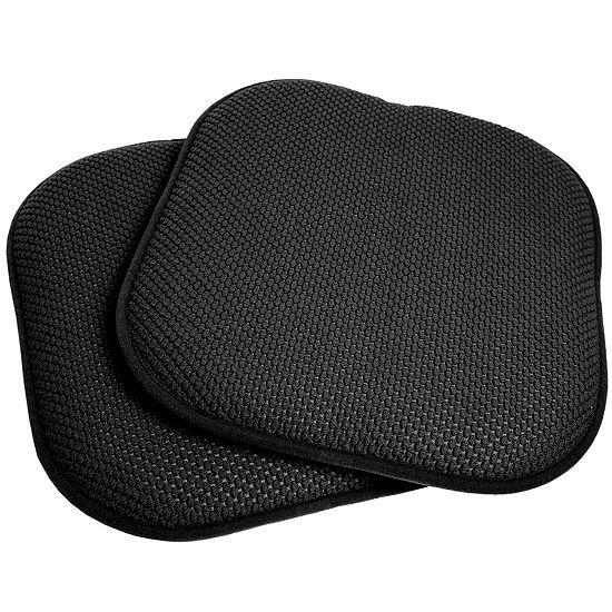 Memory Foam Honeycomb Non Slip Back Chair Or Seat 16 X 16 Cushion Pad