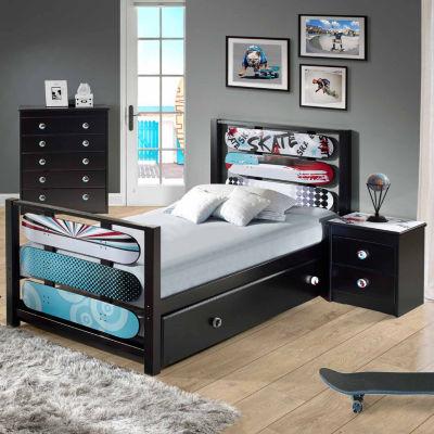 Kickflip Bed