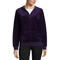 St. Johns Bay Active Track Jacket Deals