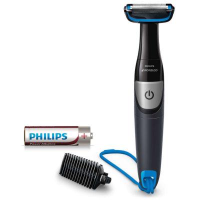 Philips Norelco BG1026/60 Bodygroom 1100 Showerproof Body Groomer