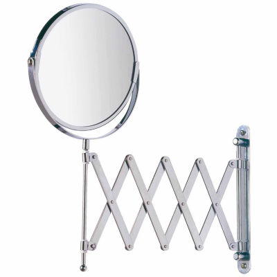 Wenko Cosmetic Wall Mirror With Telescopic Arm