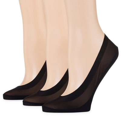 Gold Toe 3 Pair Liner Socks - Womens
