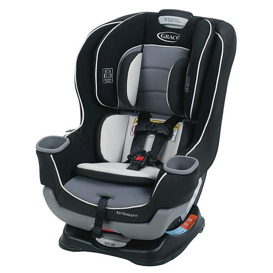 GracoR Extend2Fit Convertible Car Seat