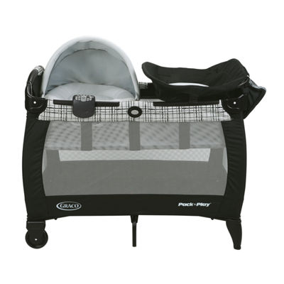 Graco Newborn Napper Playard with Soothe Surround Technology