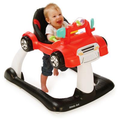Kolcraft 4x4 2 In 1 Activity Baby Walker
