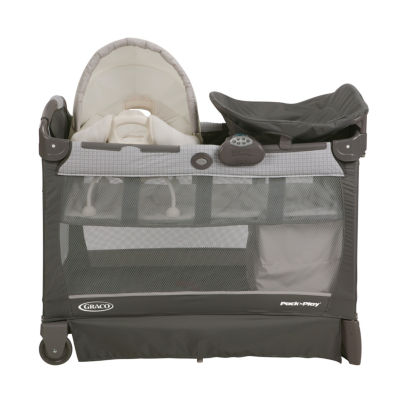 Graco® Pack 'n Play® Playard with Cuddle Cove - Glacier