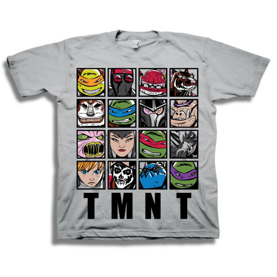Teenage Mutant Ninja Turtles Graphic T-Shirt-Big Kid Boys