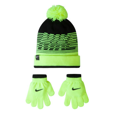 Nike Velocity Hat & Glove Set - Boys 8-20