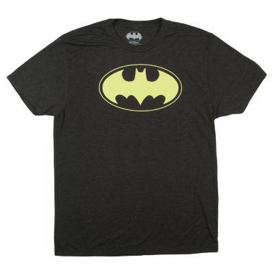 DC Batman Logo Graphic Tee