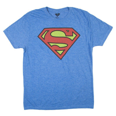 DC Superman Logo Graphic Tee