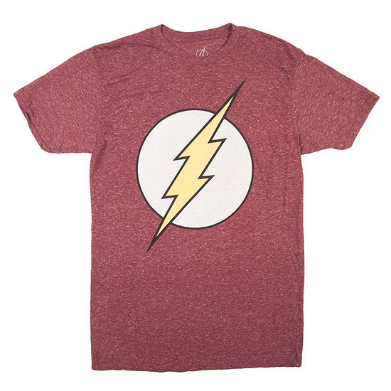 DC Flash Logo Graphic Tee