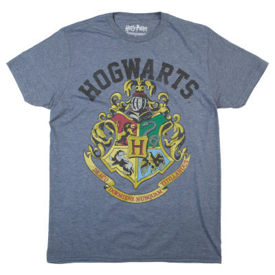 Short Sleeve Harry Potter Tv + Movies Graphic T-Shirt