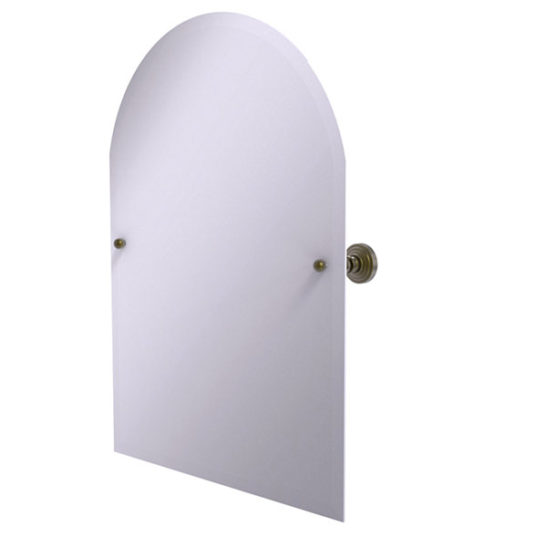 Allied Brass Wp-94-Sch 21-Inch X 26-Inch Arched Top Mirror