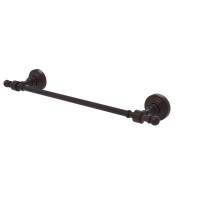 Allied Brass Retro Wave Collection 18 Inch Towel Bar