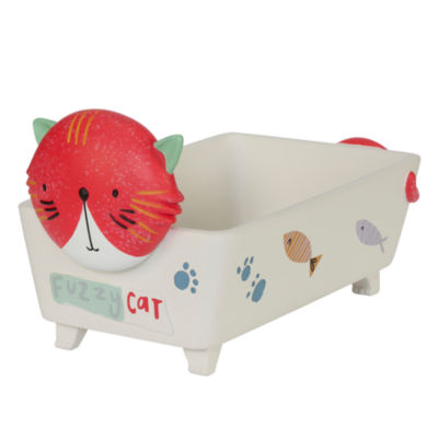 Kitty Soap Dish