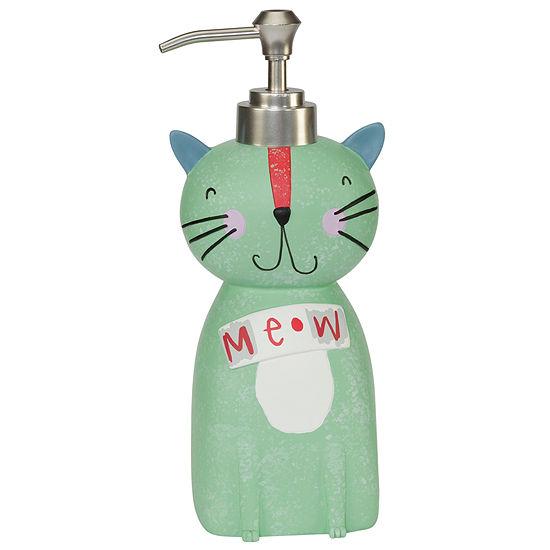 Kitty Soap Dispenser