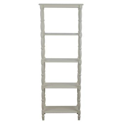Decor Therapy Simplify 5-Shelf Bookshelf