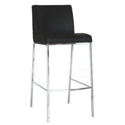 Baxton Studio Mesa 2-pc. Upholstered Bar Stool