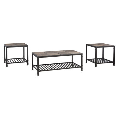 Signature Design by Ashley® Chelner Coffee Table Set