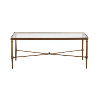 Madison Park Signature Porter Rectangle Coffee Table