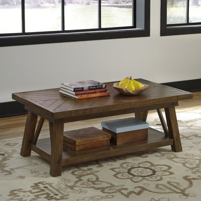 Signature Design by Ashley® Dondie Rectangular Coffee Table