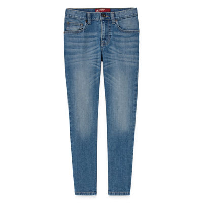 Arizona Stretch Skinny Jeans Boys 8-20 & Husky