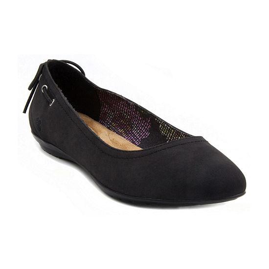 Gloria Vanderbilt Womens Nita Ballet Round Toe Flats Slip-on