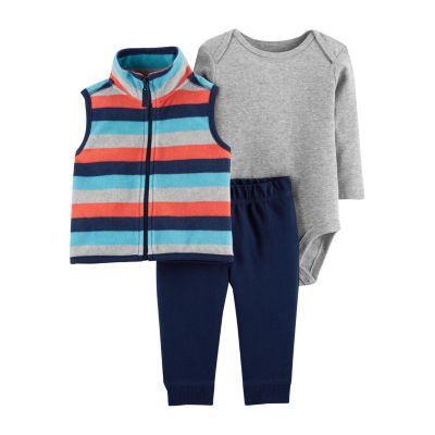 Carter's 3 Piece - Bodysuit Set-Baby Boys