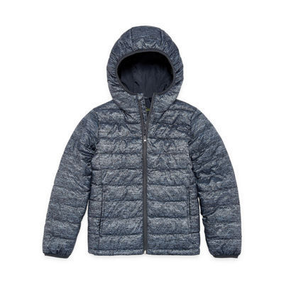 Xersion Midweight Puffer Jacket - Big Kid Boys