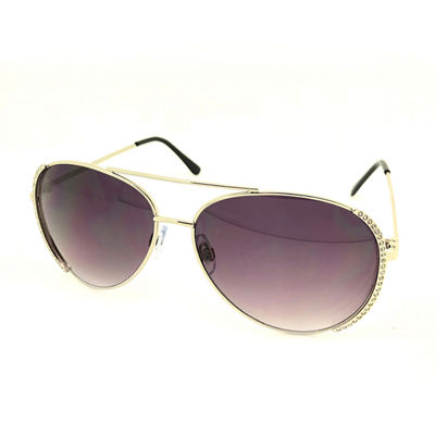Fantas Eyes Womens Full Frame Aviator UV Protection Sunglasses