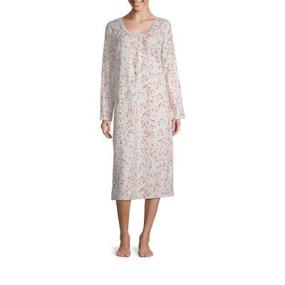 Adonna Womens Flannel Nightgown