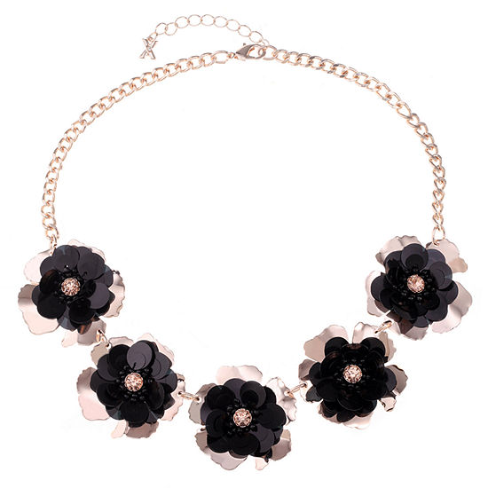 Mixit 18 Inch Cable Collar Necklace