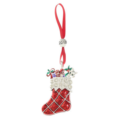 Liz Claiborne Christmas Ornament