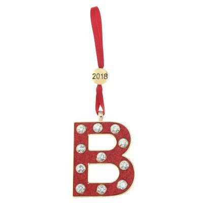 Liz Claiborne Christmas Ornament