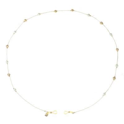 Monet Jewelry Eyeglass Chain Womens Beaded Necklace